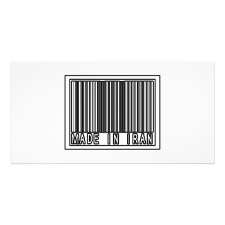 Made In Iran Photo Cards