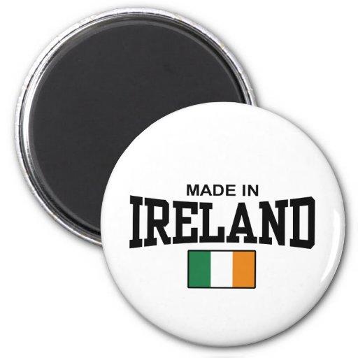 Made In Ireland 2 Inch Round Magnet