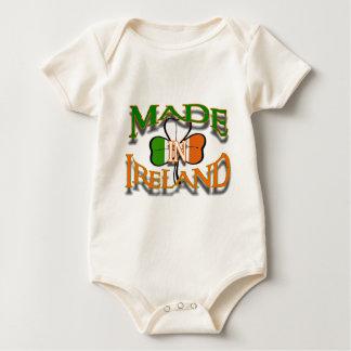 MADE IN IRELAND BABY BODYSUIT