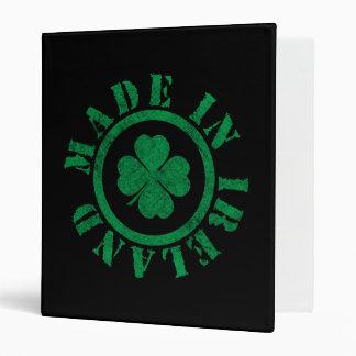 Made In Ireland Binder