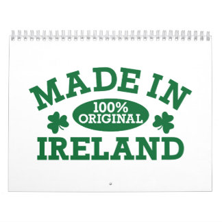 Made in Ireland Wall Calendars