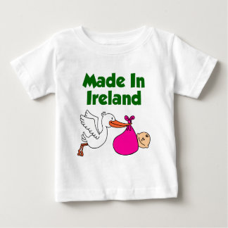 Made In Ireland (Girl) Infant T-shirt