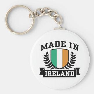 Made In Ireland Keychain