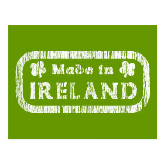 Made in Ireland Post Card