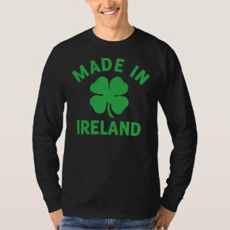 Made In Ireland St Patrick's Day T-Shirt