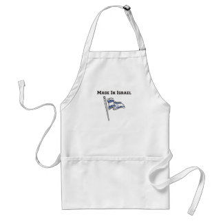 Made In Israel Adult Apron
