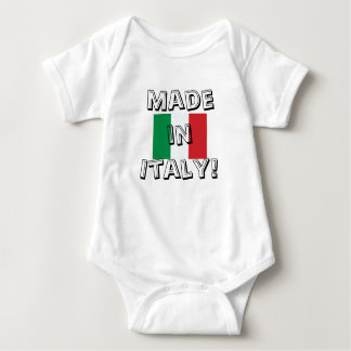 Made in Italy! Baby Bodysuit