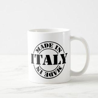 made in Italy Coffee Mug