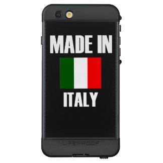 Made In Italy Flag LifeProof NÜÜD iPhone 6s Plus Case