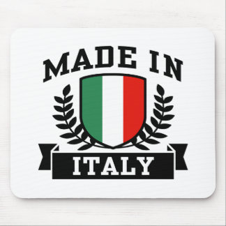 Made in Italy Mouse Pad