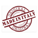 Made in Italy Postcards