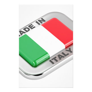 Made in Italy Stationery