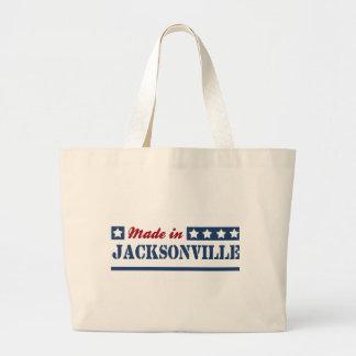 Made in Jacksonville FL Canvas Bag