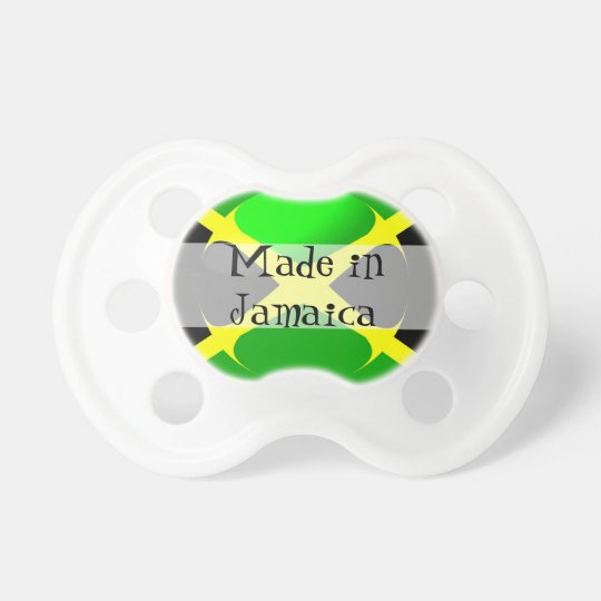 Made In Jamaica Pacifier