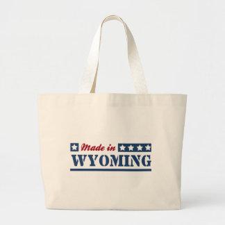 """made in"" jumbo tote bag"
