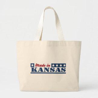 Made In Kansas Tote Bag