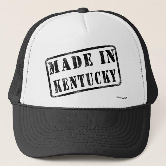 Made in Kentucky Trucker Hat