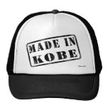 Made in Kobe Mesh Hats