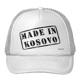 Made in Kosovo Trucker Hat