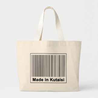 Made In Kutaisi Canvas Bag