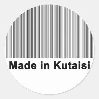 Made In Kutaisi Sticker
