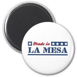 Made in La Mesa 2 Inch Round Magnet