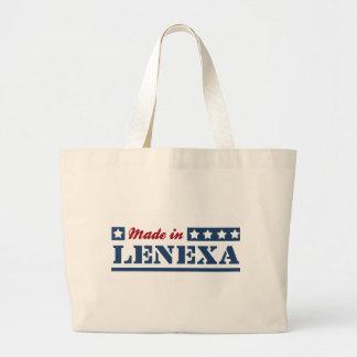 Made in Lenexa Jumbo Tote Bag