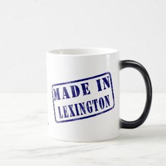 Made in Lexington Magic Mug