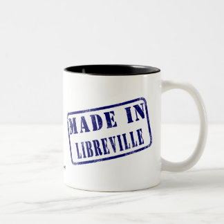 Made in Libreville Coffee Mugs