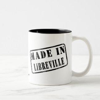 Made in Libreville Mug