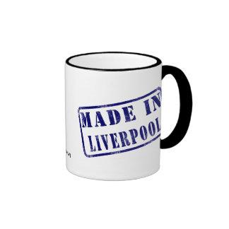 Made in Liverpool Coffee Mug