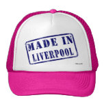 Made in Liverpool Trucker Hat