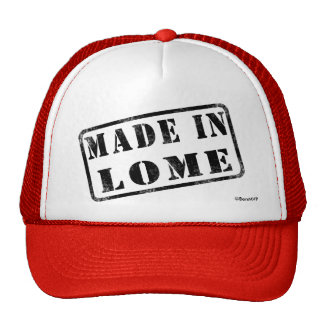 Made in Lome Trucker Hat