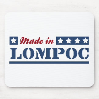 Made in Lompoc Mouse Pad