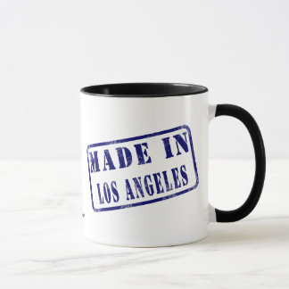 Made in Los Angeles Mug