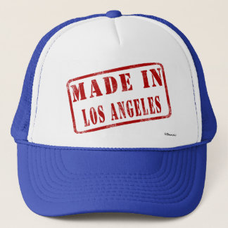 Made in Los Angeles Trucker Hat