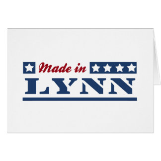Made in Lynn Cards