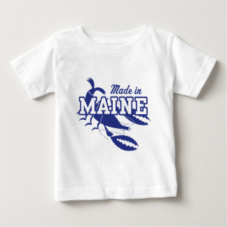 Made In Maine Baby T-Shirt