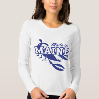 Made In Maine T Shirt