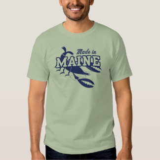 Made In Maine T-shirt