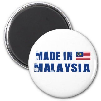 Made in Malaysia 2 Inch Round Magnet
