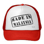 Made in Malaysia Mesh Hat
