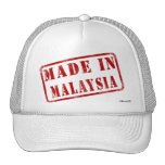 Made in Malaysia Trucker Hats
