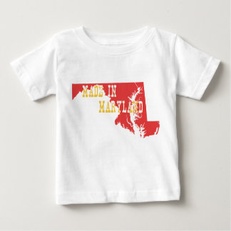 Made In Maryland Baby T-Shirt