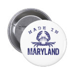 Made In Maryland Buttons