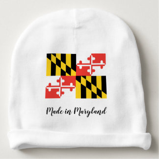 Made in Maryland Custom Baby Cotton Beanie