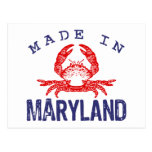 Made In Maryland Postcard