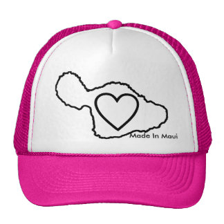 Made In Maui Hat