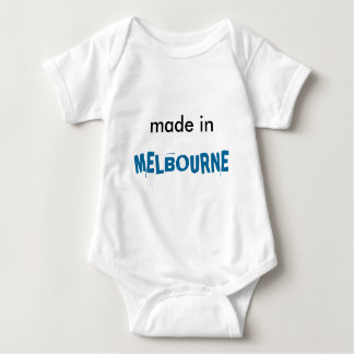 Made in Melbourne Baby Shirt
