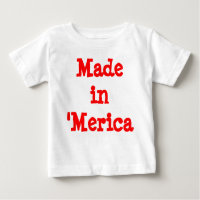 29cc4224 Merica Baby Clothes & Shoes | Zazzle